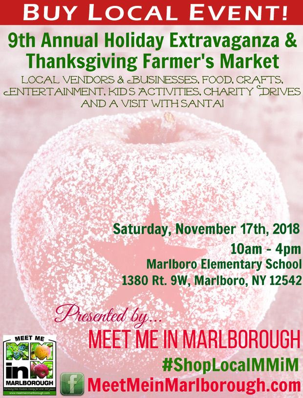 Special Events | Meet Me In Marlborough New York Agritourism